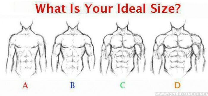 What is your Ideal Size? - Healthy Fitness Workouts Recipes Abs