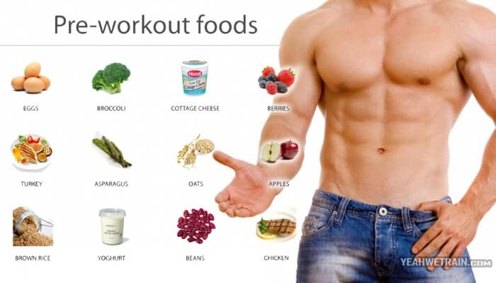 Best Things To Eat Drink Before And After Workout