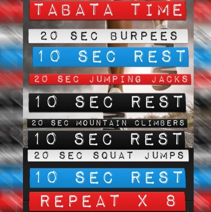 Tabata Time ! Hardcore Workout Like HIIT Short Fat Killer Burn