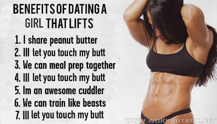 Benefits Of Dating A Girl That Lifts - Healthy Fitness Tip Trick