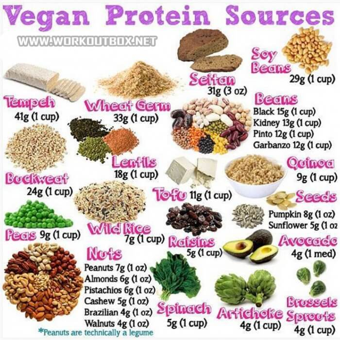 Vegan Protein Source - Best Top Secrets To Life Healthy Sixpack