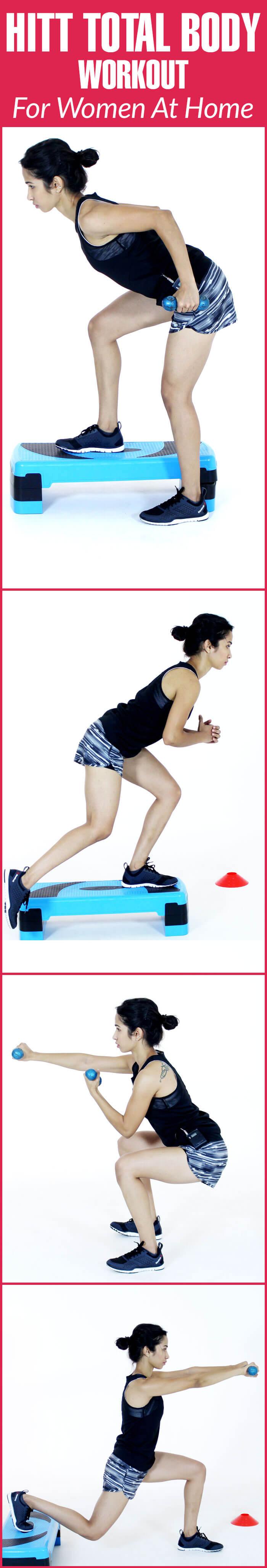 Full Body Workout For Women   Full Workout Plan